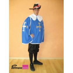 Musketier blau