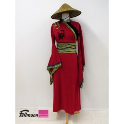 Samurai Dame rot