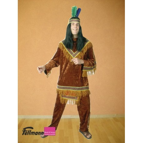 Indianer Winnetou