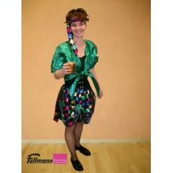 Domino Röckli mit Bluse