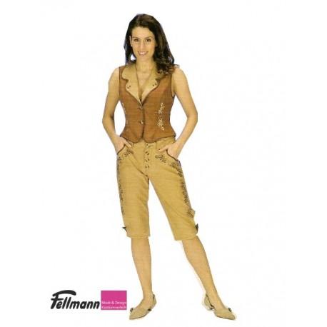 Trachtenweste mit Hose