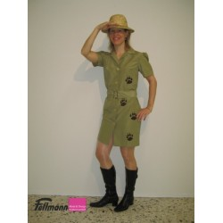 Safari Lady