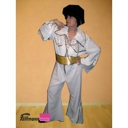 Elvis mit Pailletten
