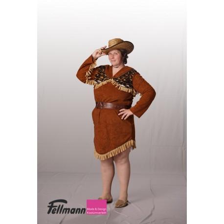 Cowgirl Buffalo Kleid