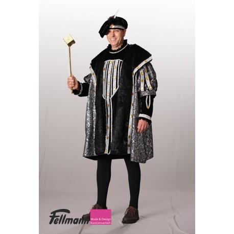 König Schwarzsilber