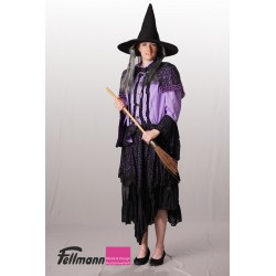Hexe violette Bluse
