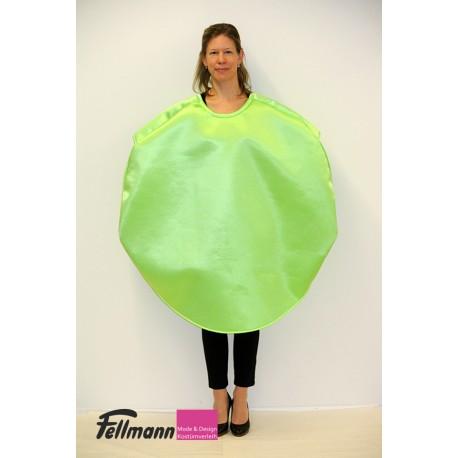 Konfetti-Kostüm grün